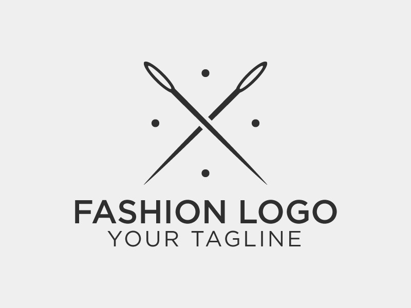 Fashion Logo Template | RainbowLogos